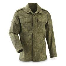 russian military surplus bdu shirt new