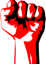 Fist,fight,red,communism,revolution - free image from needpix.com
