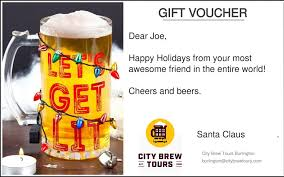 pittsburgh brew tours gift certificate