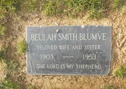 Beulah Smith Blumve (1902-1953) - Find A Grave Memorial