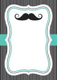 Little Man Baby Shower Invitation Com Imagens Festa Do Bigode