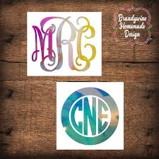 Vinyl Monogram For Yeti Cup Holographic Monogram Decal Opal Decal Yeti Decal Car Decal Laptop Decal Iphone Decal Monogram Personalized Tumbler Decal Equalmarriagefl Vinyl From Vinyl Monogram For Yeti Cup Pictures