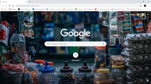 change your wallpaper on google chrome