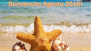 Benvenuto Agosto 2018: ecco da cosa deriva il nome del mese estivo ...