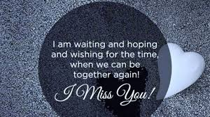 sweet i miss you love text messages for