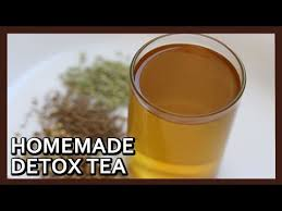homemade detox tea for weight loss