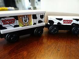 sodor dairy cars thomas the train