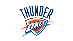 oklahoma city thunder nba logo uhd 4k
