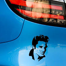 Sticker Elvis Vinyl Car Decal Archives Statelegals Staradvertiser Com
