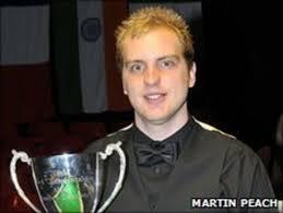 Stoke's Adam Davis wins World Eight Ball Pool title - BBC Sport