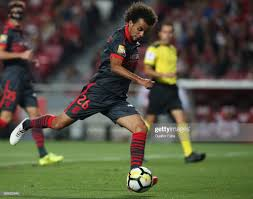 SC Braga forward Fabio Martins from Portugal in action during the... News  Photo - Getty Images