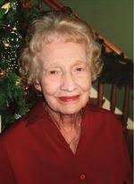 Obituary for Virginia Peterson Glanville