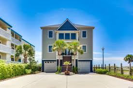north myrtle beach oceanfront homes