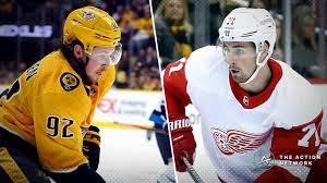 Freedman's Favorite Prop Bet (Jan. 4): Ryan Johansen vs. Dylan Larkin   The  Action Network