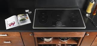 what is an induction cooktop vs