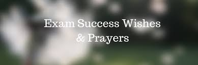 exam success wishes good luck wishes in weds