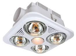 energy saving bathroom heat lamp