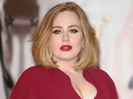adele goes makeup free and she looks