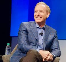 Q&A: Microsoft President Brad Smith on 'historic' international partnership  to curb online extremism - GeekWire