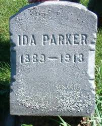 Ida Parker (1889-1913) - Find A Grave Memorial