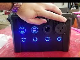 diy portable solar generator 515wh
