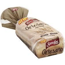 sara lee artesano bakery bread the