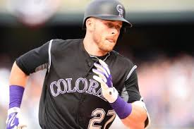 Colorado Rockies put SS Trevor Story on DL, make pitching change