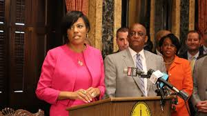 Rawlings-Blake looks forward, not back, during final days in office -  Baltimore Business Journal