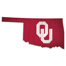 Car Truck Graphics Decals Oklahoma Sooners Ou State Pride Decal Vinyl Car Truck Window Sticker University Auto Parts And Vehicles