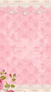 أفضل مجموعة خلفيات وردية حديثة للفتيات Flower Background