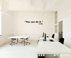 You Can Do It Wall Decal Coffee Humor Motivational Etsy