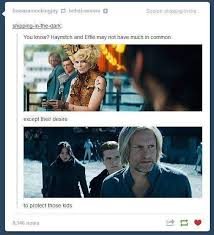 You know? Haymitch and Effie may not have much in common, except their  desire to protect those kids. | Hunger games, Hunger games fandom, Hunger  games humor