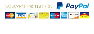 Pagamenti con PayPal: basta avere una carta di credito.