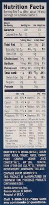 calories in barilla veggie pasta penne