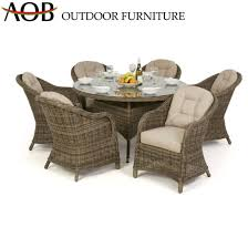 modern chinese outdoor rattan chairs