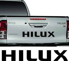 1x Toyota Tailgate Truck Car Vinyl Stickers Decals Graphics Toy2 Archives Midweek Com