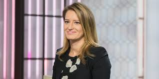 MSNBC's Katy Tur and husband announced birth of first child