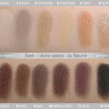 sleek makeup palette i divine au