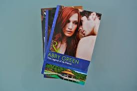 Romantic Writer: Abby Green | Just Add Attitude