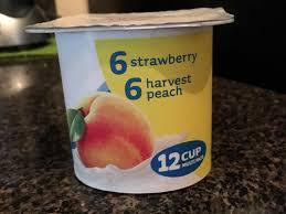 light harvest peach nutrition facts