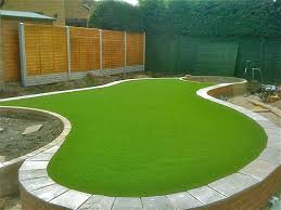 artificial turf garden synthetic garden