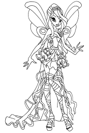 Winx club coloring pages - Google Search