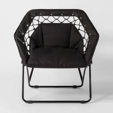 Hex Bungee Chair Black Room Essentials Target
