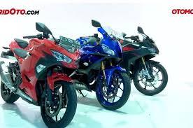update daftar harga motor 250 cc