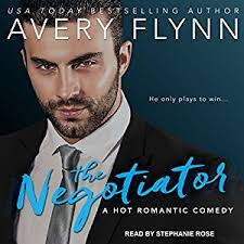 Audiobook Review: The Negotiator by Avery Flynn – EBookObsessed