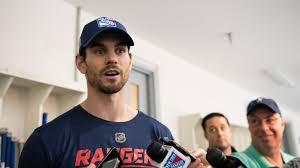 Adam McQuaid made a U-turn and wound up with the Rangers | Newsday