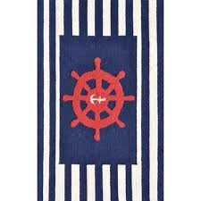 Rug Market Navy Kids Bedroom Rug
