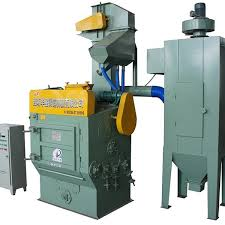 Huaxing ISO Crawler Shot Blasting Machine, Used for Foundry ...
