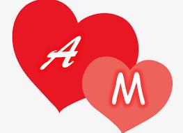 اجمل صور حرف M و A مع بعض مزخرف