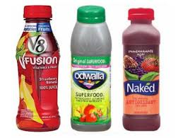 bought juice blends are they